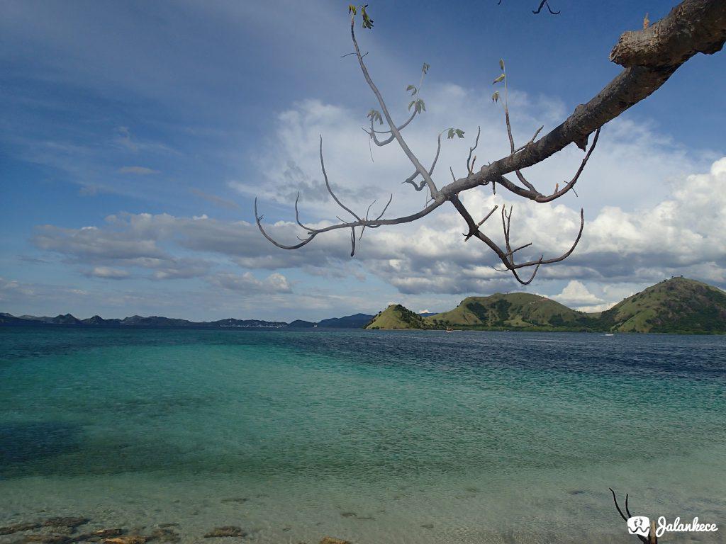 View dari Pulau Kelor